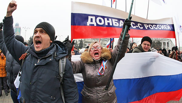 Оккупированная часть Донбасса должна быть возвращена под контроль Украины в 2016 году, - Порошенко - Цензор.НЕТ 6528