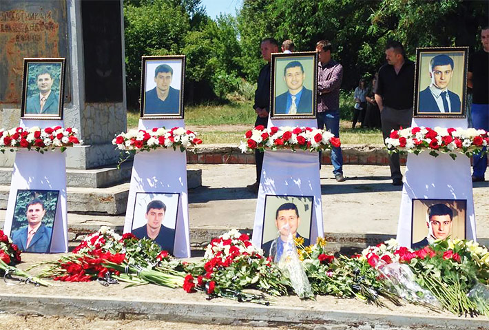 Four Evangelical Christians were murdered by separatists in Slovyansk