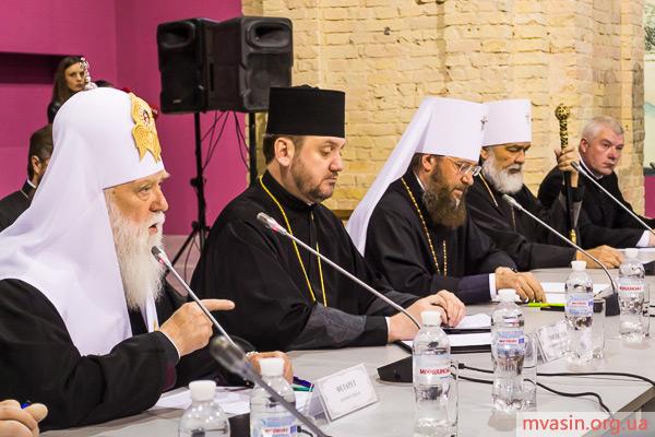 2-Patriarch-Filaret-Oleksa-Petriv-Antoniy-Mefodiy-UCCRO-Kyiv-Ukraine-MVasin