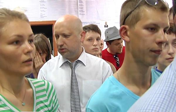 4-Turchynov-Kyiv-presidential-elections-Ukraine-2014